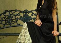 Zohra Alam Party Wear Eid Dress Collection 2013 For Women (1)