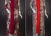 Daaman Eid-ul Adha Party Wear Dress Collection For Girls (1)