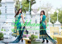Lakhani Stylish Colorful Dress Collection 2013 for Women 001
