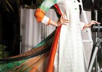 Reeva Designer Embroidered Latest Collection 2013 by Shariq Textiles 001