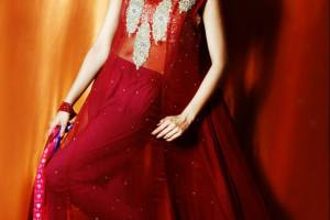 Wajahat Mansoor Girls Latest Bridal Royal Attire Collection 2013 001