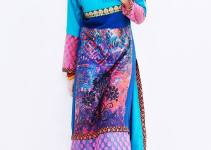 Zahra Ahmad Fall Latest Winter Exclusive Eid Collection 2013 001