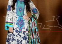 Afreen Latest Collection 2013 By Lala 001