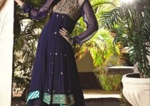Ahsan Hussain Couture Formal Wear Frocks Dresses 2013 001