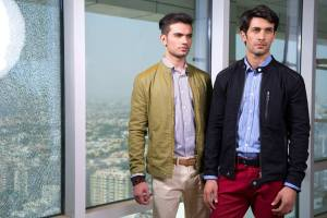 Gul Ahmad Ideas Winter Wear Stylish Dresses 2014 for Men 3