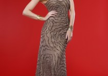 Lush Evening Dress Collection New Year 2014 For Cute Girls (1)