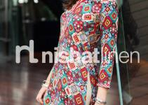 Nishat Linen Pret Wear Collection 2013-14 Volume 2 by Nisha Fabrics 4
