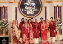 Pantene Bridal Couture Week 2013 Lahore Designer Collections 1
