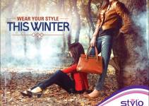 Stylo Shoes Winter Foot Wear Collection 2013-2014 1