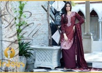 Firdous Digital Prints Winter New Collection 2014 For Women (1)
