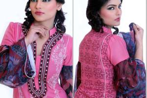 Ghani KaKa Exclusive Spring Wear Collection 2014 for Women 2