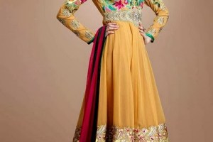 Latest Beautiful Anarkali Suits Collection 2014-2015 For Women (1)