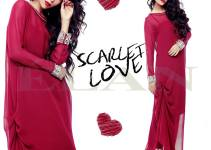 Elan Valentine Day Romantic Dresses 2014 for Girls