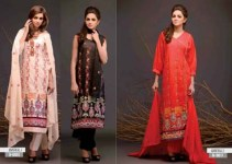 Anarkali Embroidery 2014 by sitara textile 18