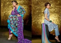 Lala Textile Summer Lawn Macrame Lace Spring Summer Collection 2014 3