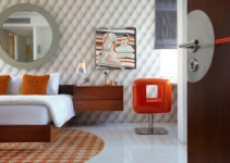 Advanced Bedroom Suggestions with A Artist Talent Design Arranged (2)