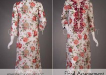 Daaman Formal Outfits Designs 2014 For Ladies (4)