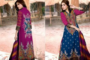 Exclusive Krinkle Chiffon vol-7 Set 2014 For Females By Ajwa (3)