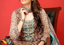 Ghani Textile Summer Dresses Collection Vol 6 2014