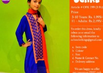 OCHRE Kids Wear Eid Collection 2014 1