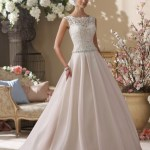 David Tutera Splendid Wedding Outfits For Mon Cheri Fall 2014 (2)