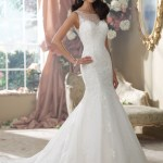 David Tutera Splendid Wedding Outfits For Mon Cheri Fall 2014 (6)