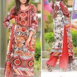 Dawood Fabrics Summer Time Lawn Variety 2014 Series 6 (2)