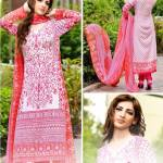 Dawood Fabrics Summer Time Lawn Variety 2014 Series 6 (3)