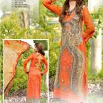 Dawood Fabrics Summer Time Lawn Variety 2014 Series 6 (4)