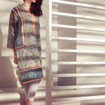 Ethnic by outfitters mid summer dress collection 2014 4