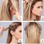 Fashionable Sweet Detailed Hair Styles Selection (4)