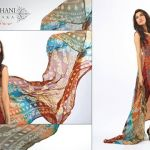 Ghani Kaka Textile New Mid Summer Dress collection 2014