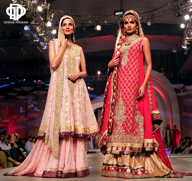 Greatest Pakistani Marriage Clothes Regarding Females 2014 - 15 (5)