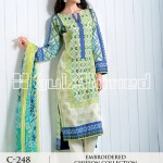 Gul Ahmed Fashion summer Dress Collection 2014 10