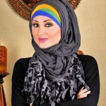 Hottest Jilbab & Scarves Styles Selection 2014 for Ladies (3)