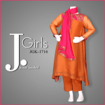 Junaid Jamshed Young Girls Suits 14 August Variety 2014 (4)