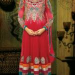 Kaneesha Shades Of Red Dresses Collection 2014 10