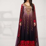 Natasha Couture Party Wear Dresses Collection 2014 4