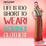 Nimsay summer dresses collection 2014 5