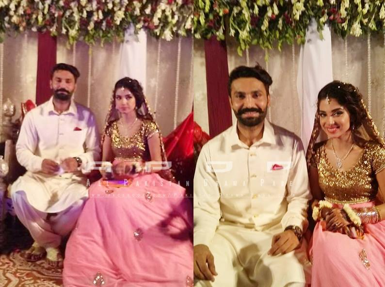 Pakistani Celebs Getting Particular Engagement Within 2014 (4)