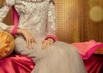 Sophisticated Floor Length Anarkali Dresses Collection 2014 1
