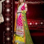 Styles Of Multiple Colour Bridesmaid Outfits Assortment 2014 - 15 (5)