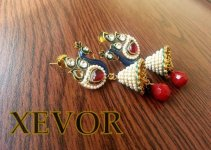 Xevor Different Earrings Patterns Variety 2014 (3)