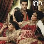 Ahsan Hussain Wedding & Bridegroom Garments Fashions (2)