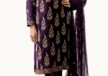 Bareeze Modern Excellent Winter Suits 2014-15 Collection (5)