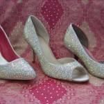 Beautiful Crystal High Heels Collection 2014 7
