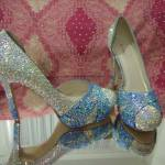 Beautiful Crystal High Heels Collection 2014 8
