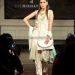 Bridal Fashion Attended Nishat Hotel Collaborated with Nishat Linen 2014 11