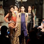 Bridal Fashion Attended Nishat Hotel Collaborated with Nishat Linen 2014 14