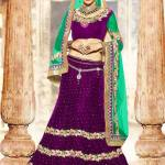 Cbazaar Gharara Choli Beautiful Styles Variety 2014 (2)